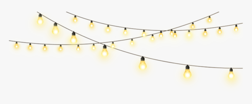 Pull Star String Creative Lights Lighting Clipart - Printable Sunflower Invitation Template, HD Png Download, Free Download