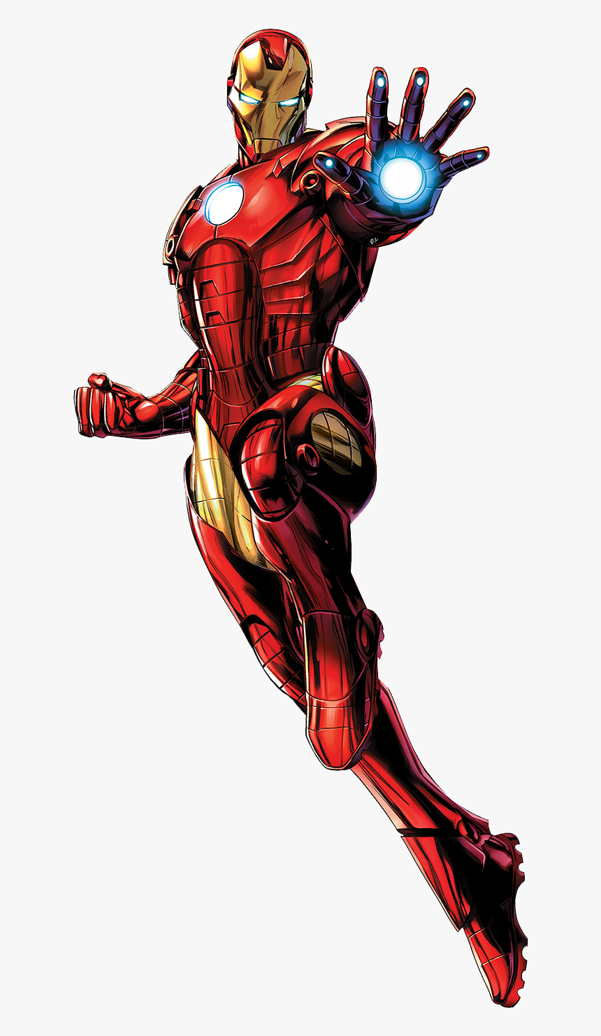 Iron Man Marvel Avengers, HD Png Download, Free Download