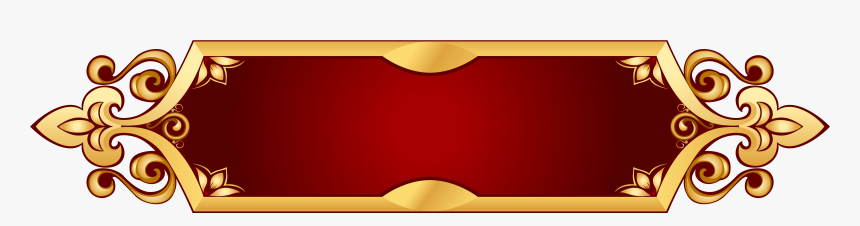 Transparent Blank Transparent Png - Name Plate Png For Banner, Png Download, Free Download