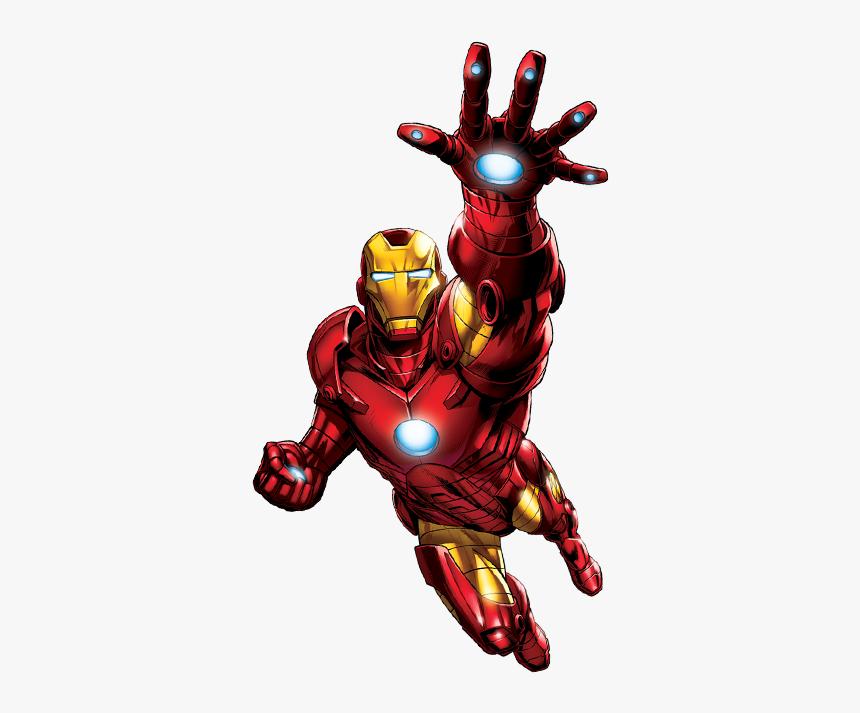 Ironman Flying Png Image - Iron Man Png Cartoon, Transparent Png, Free Download