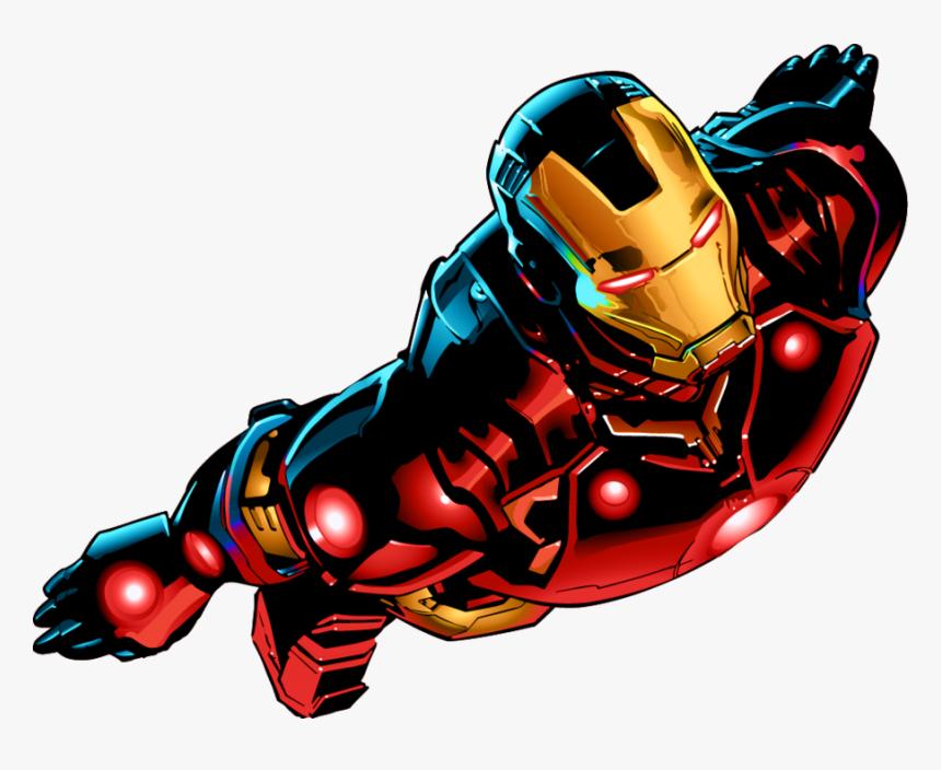 Transparent Iron Man Comic Png - Iron Man Comic Transparent, Png Download, Free Download