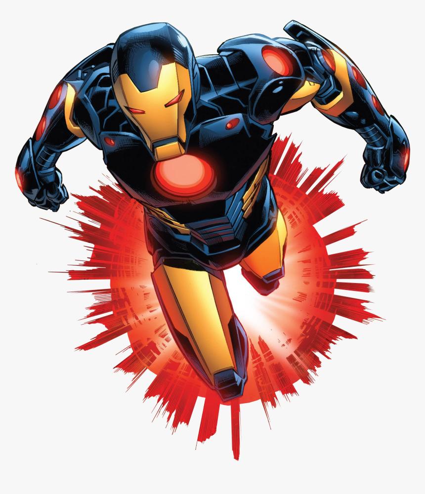 Transparent Ironman Mask Clipart - Iron Man Mark 42 Comics, HD Png Download, Free Download