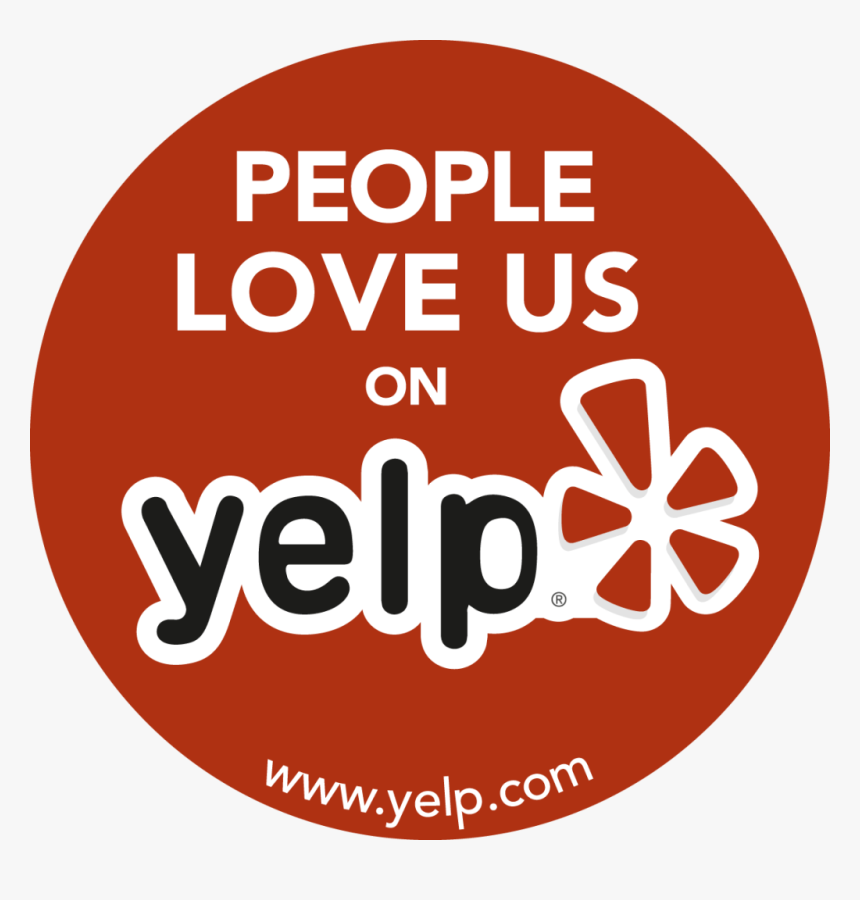 People Love Us On Yelp Png, Transparent Png, Free Download