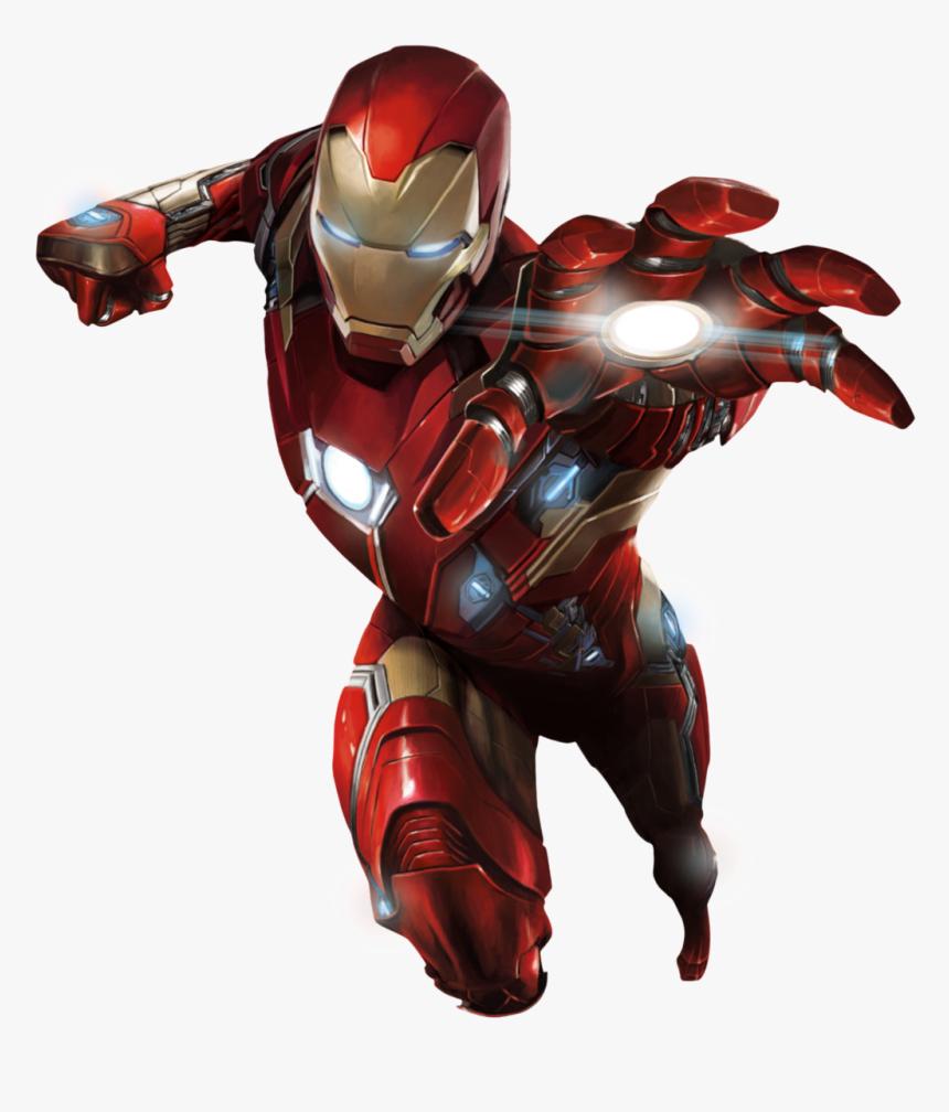 Iron Man Flying Clip Art - Iron Man Png Hd, Transparent Png, Free Download