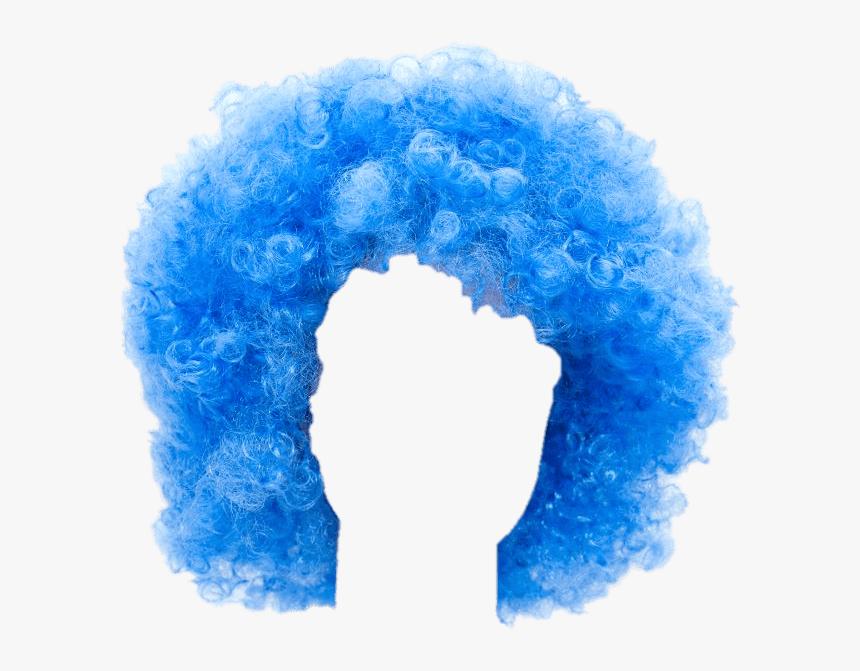 Transparent Wig Png - Transparent Background Clown Wig Transparent, Png Download, Free Download