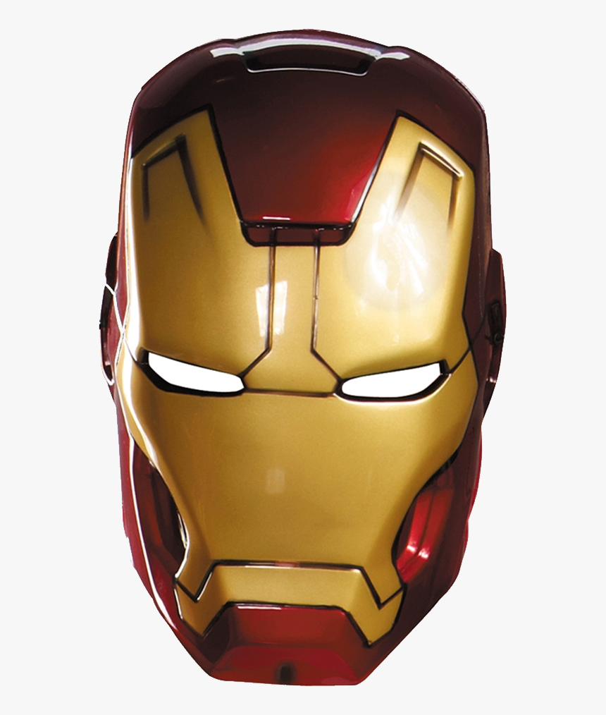Ironman Helmet Png Image - Iron Man Helmet Png, Transparent Png, Free Download