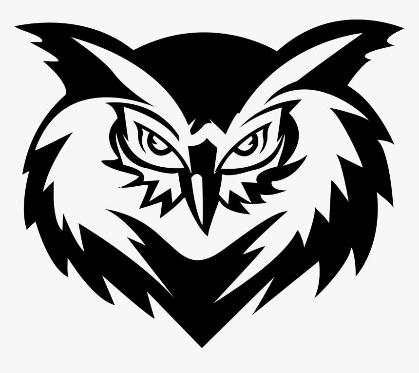 Owl Head Vector Png, Transparent Png, Free Download