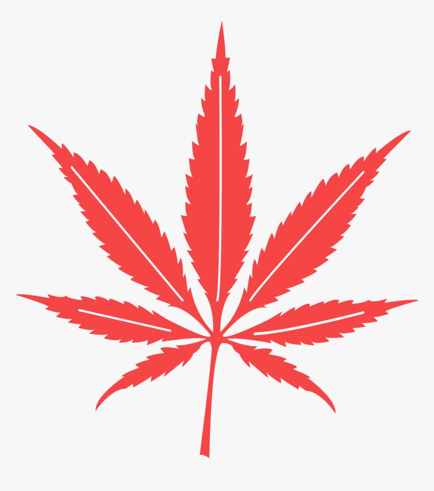 Pot Leaf, HD Png Download, Free Download