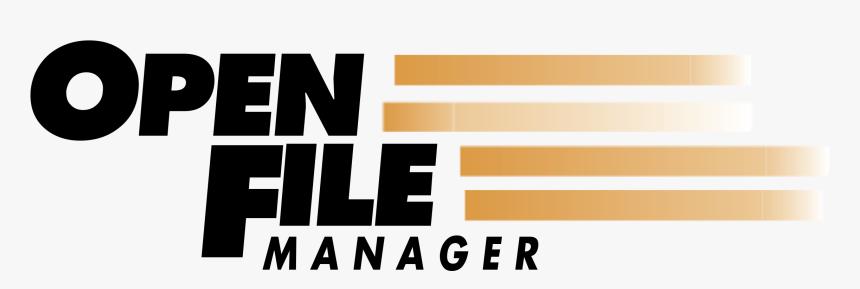 Open File Manager Logo Png Transparent - File Manager, Png Download, Free Download