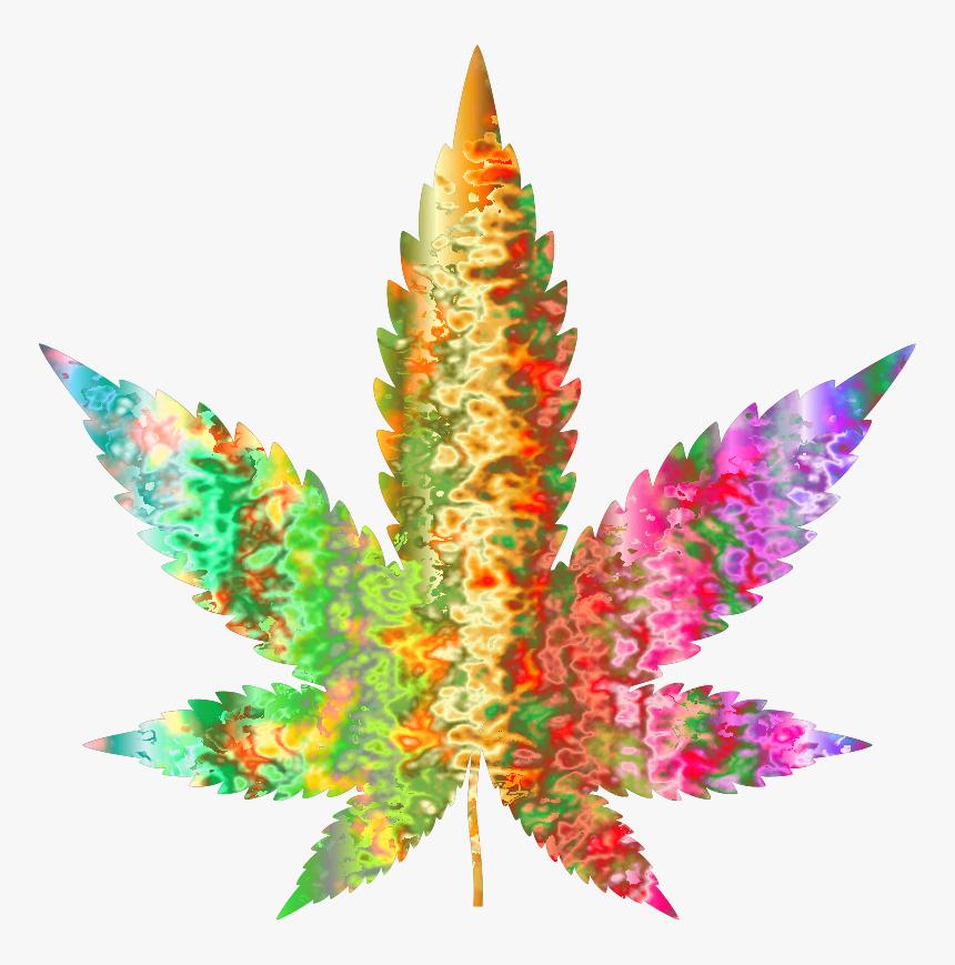 Pot Leaf Png - Cool Weed Leaf Png, Transparent Png, Free Download
