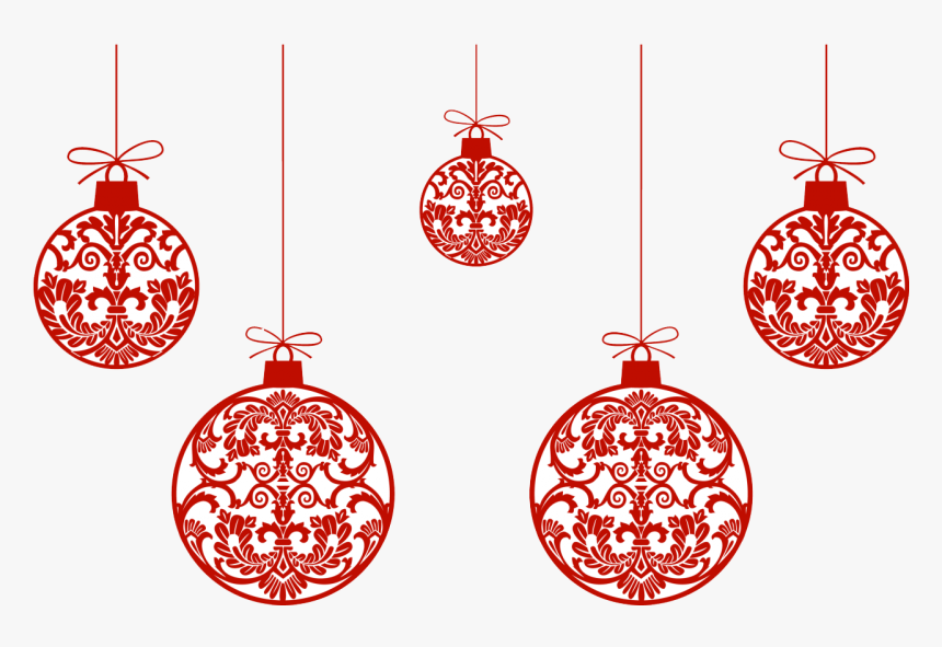 Best Christmas Ornaments Png Clipart - Christmas Ornaments Transparent Background, Png Download, Free Download