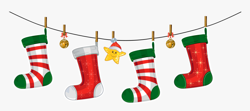 Christmas Clipart Transparent Background - Christmas Clipart, HD Png Download, Free Download