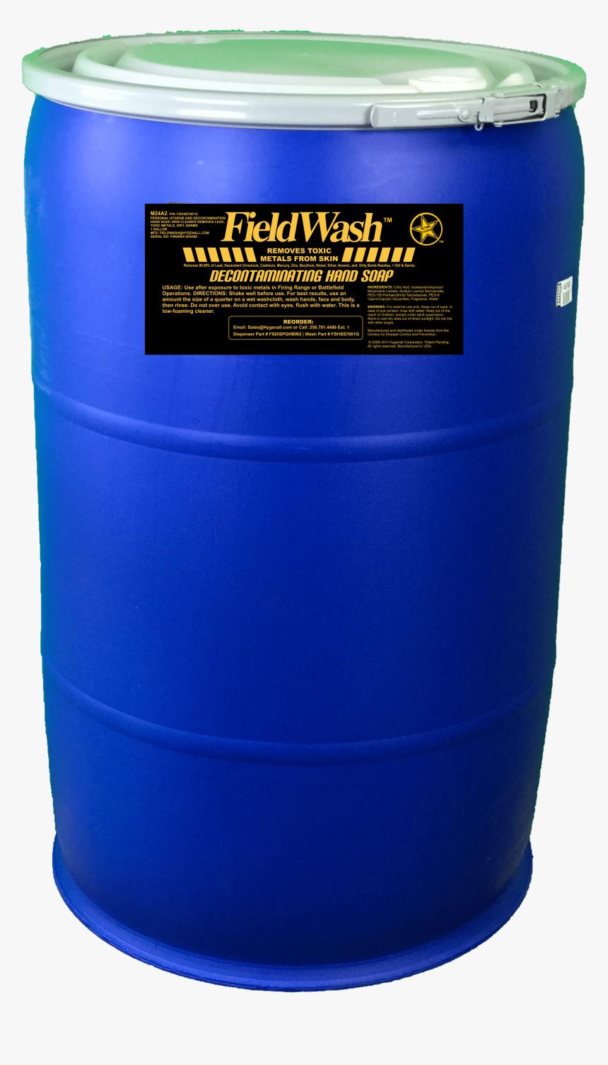 Hygenall® Fieldwash 55 U - Plastic, HD Png Download, Free Download