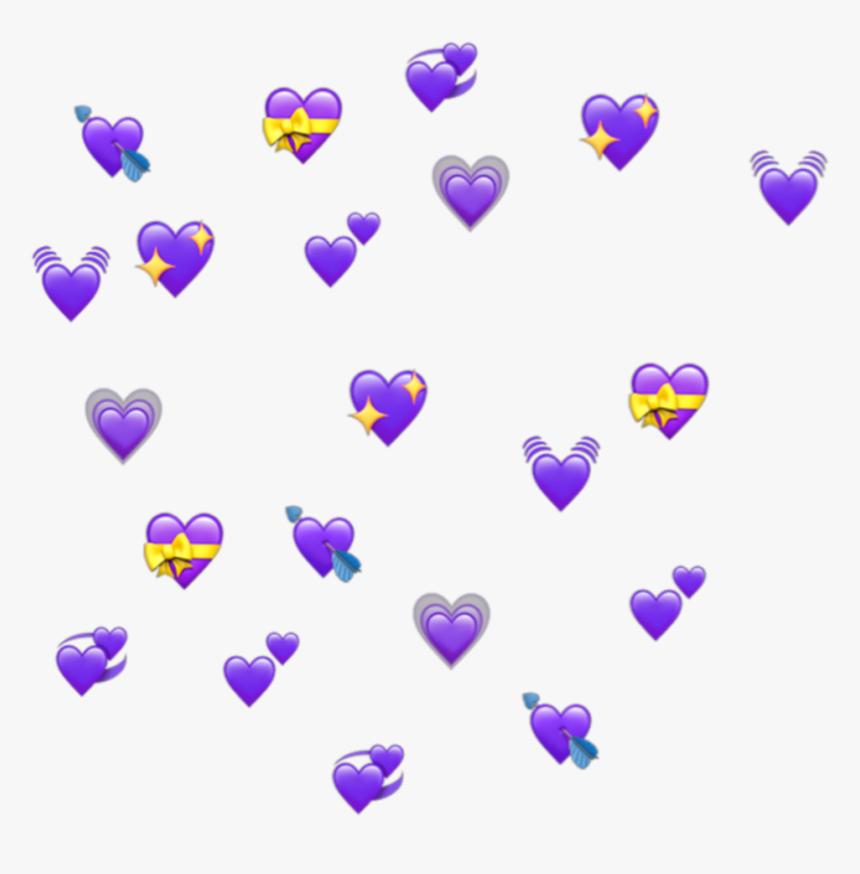 Heart Emoji Meme Transparent, HD Png Download, Free Download
