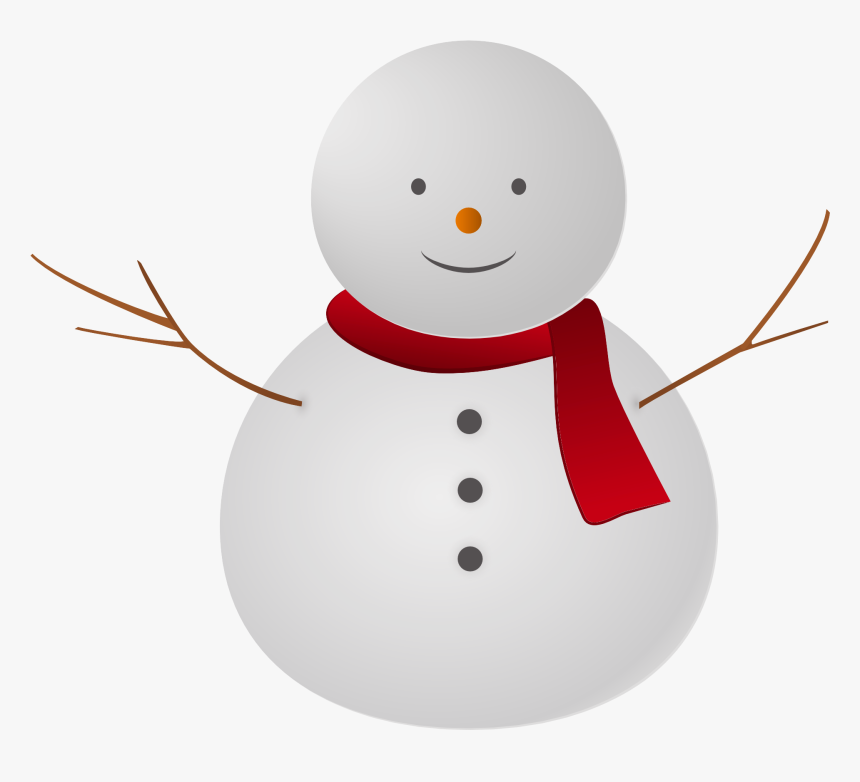 Download Snowman Clipart No Background