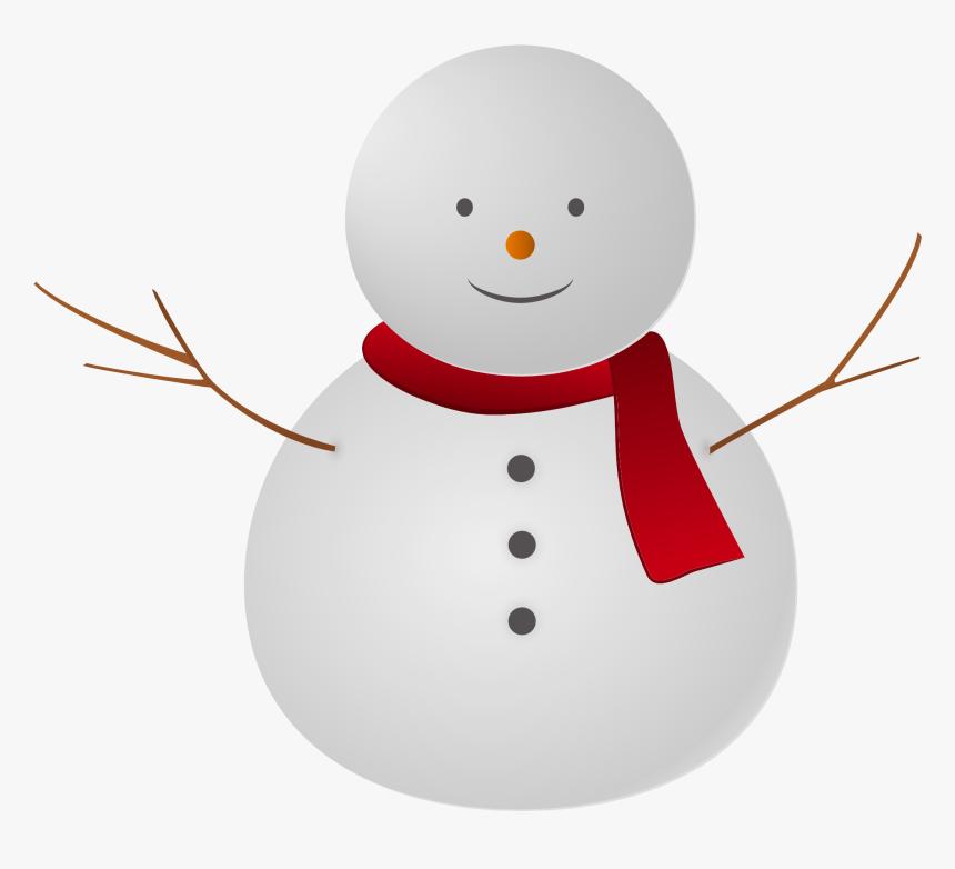 Download Snowman Clipart No Background