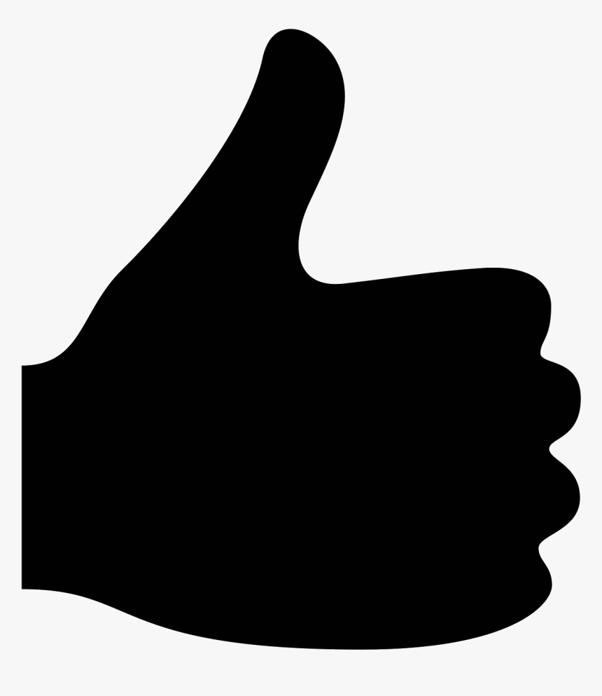 Thumbs Up Icon Red, HD Png Download, Free Download