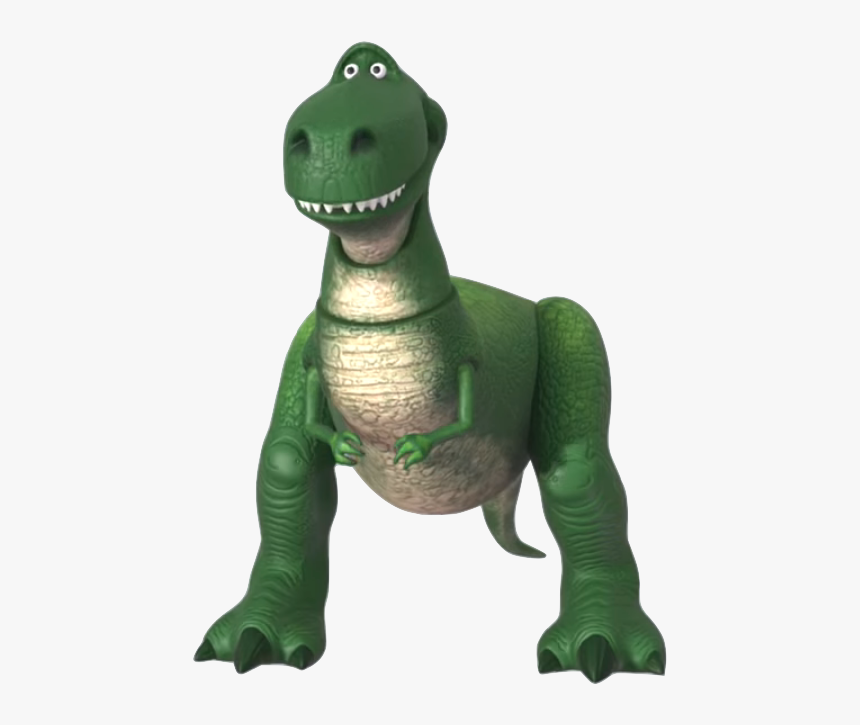 Kingdom Hearts Wiki - Toy Story Kingdom Hearts Rex, HD Png Download, Free Download