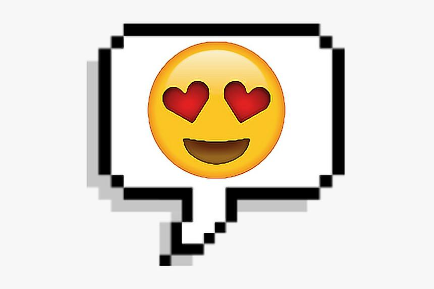 Tumblr Corazon Emoji Sticker Enamorado Pixel Stickers De