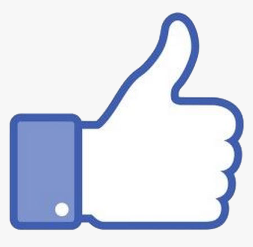 Facebook Thumbs Up, HD Png Download, Free Download