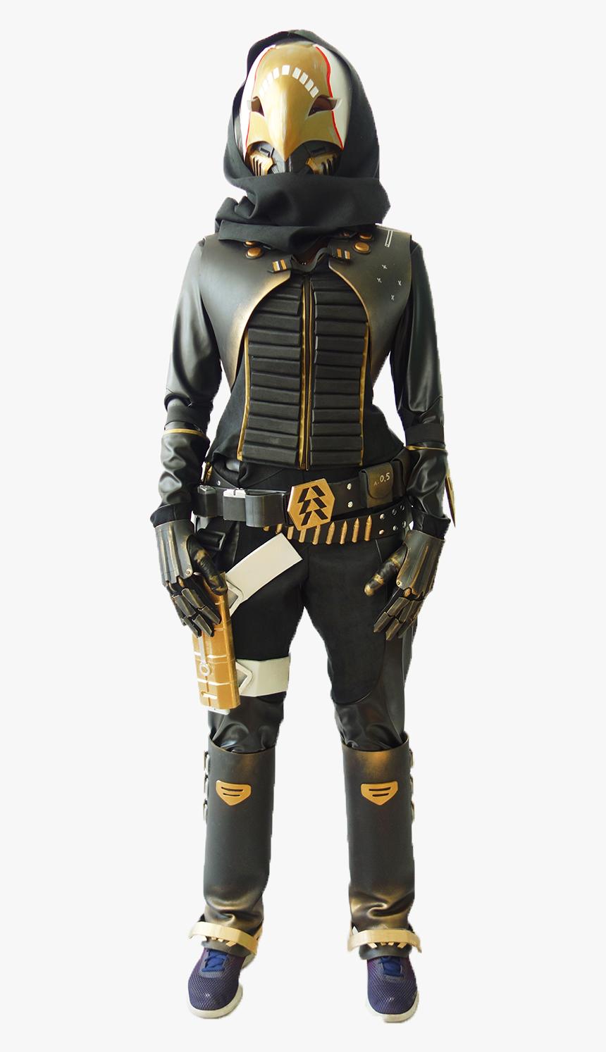 Destiny 2 Hunter Png, Transparent Png, Free Download