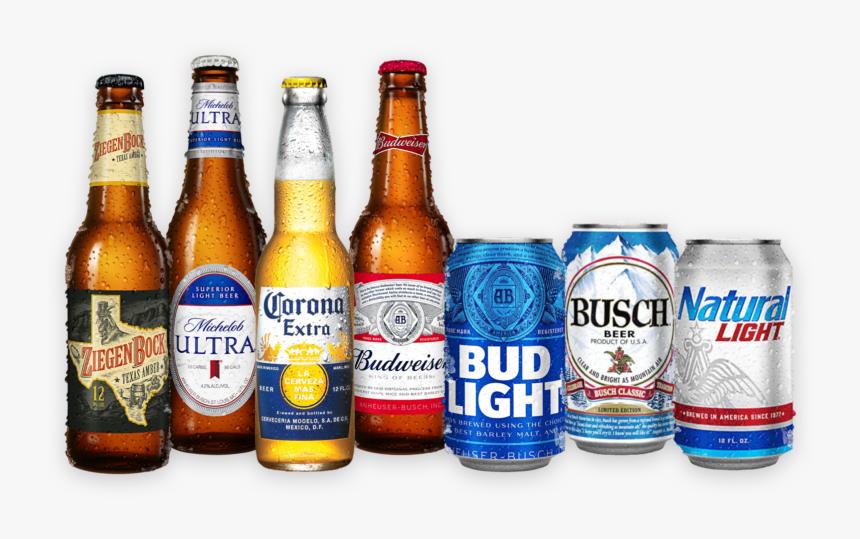 Transparent Bud Light Bottle Png - Corona Beer, Png Download, Free Download