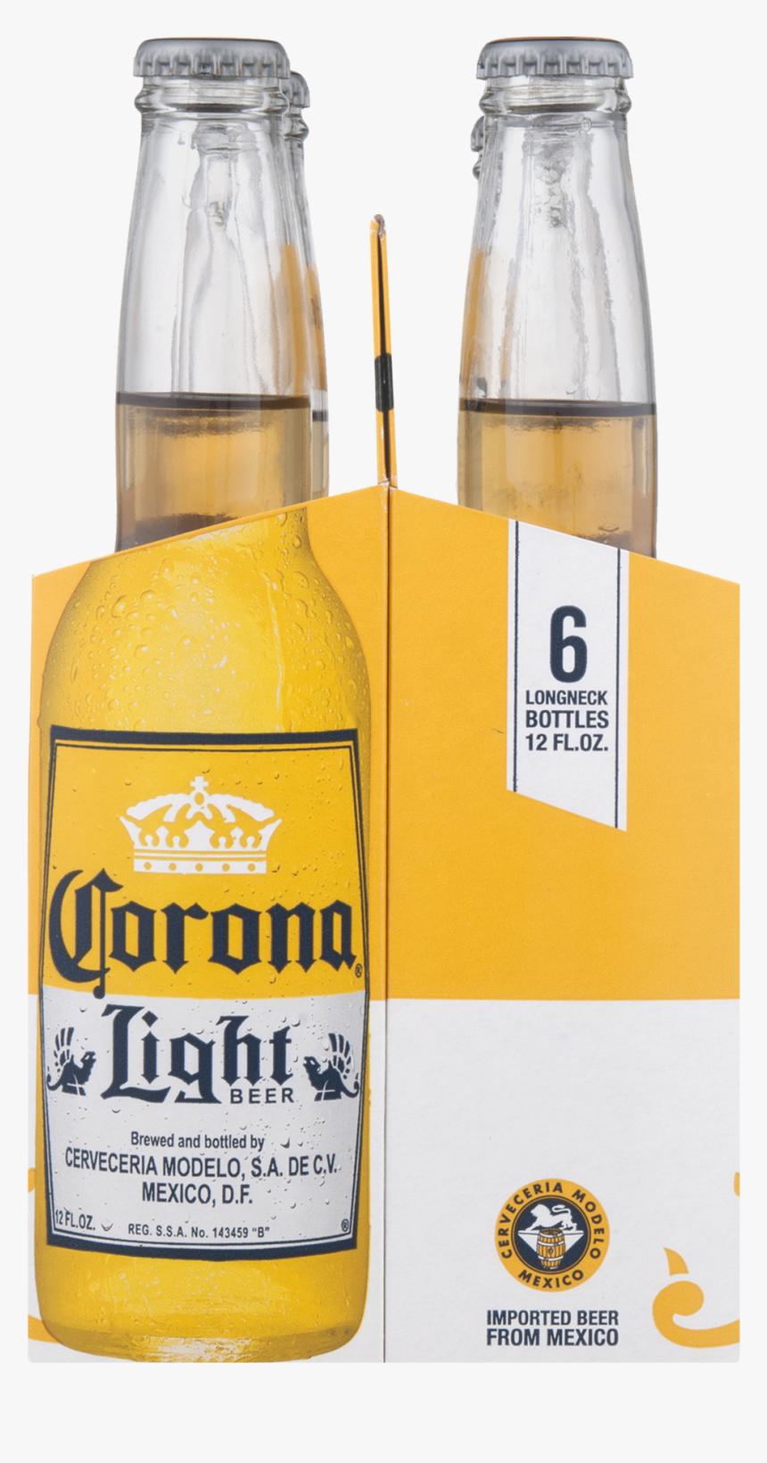 Transparent Beer Bottles Png - Corona Light, Png Download, Free Download