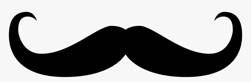 Moustache Computer Icons Font - Handlebar Mustache Png, Transparent Png, Free Download