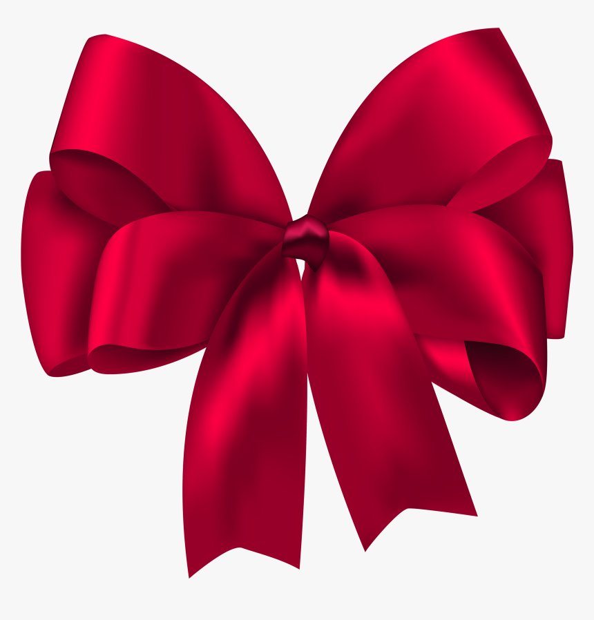 White Ribbon Bow Png - Bow Png, Transparent Png, Free Download