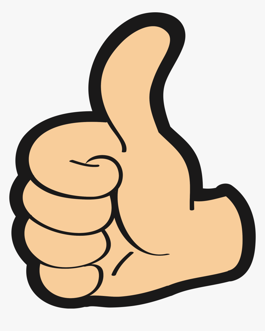 Transparent Facebook Thumbs Down Png - Thumbs Up Clipart Png, Png Download, Free Download