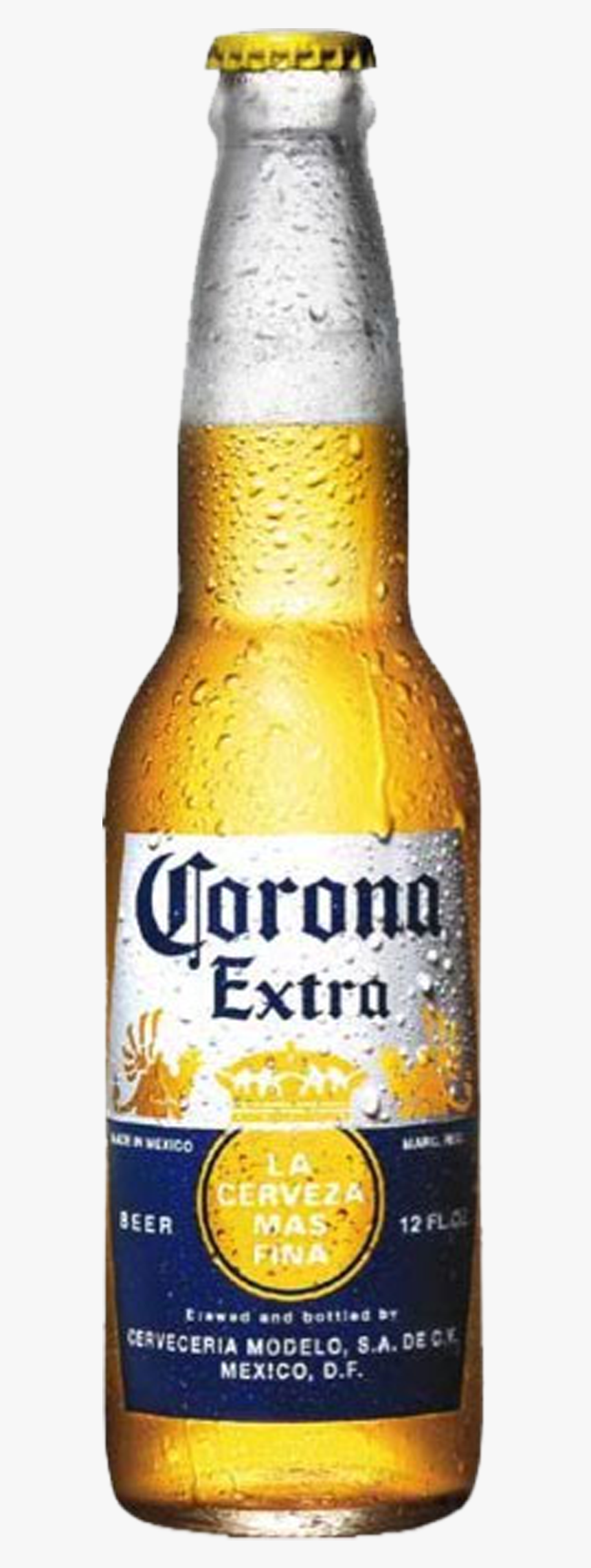 Corona Extra Clipart Bucket Beer - Corona Extra Png, Transparent Png, Free Download