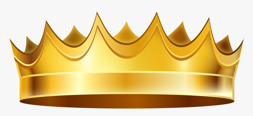 Gold Crown Clipart Png Image - Gold Prince Crown Png, Transparent Png, Free Download