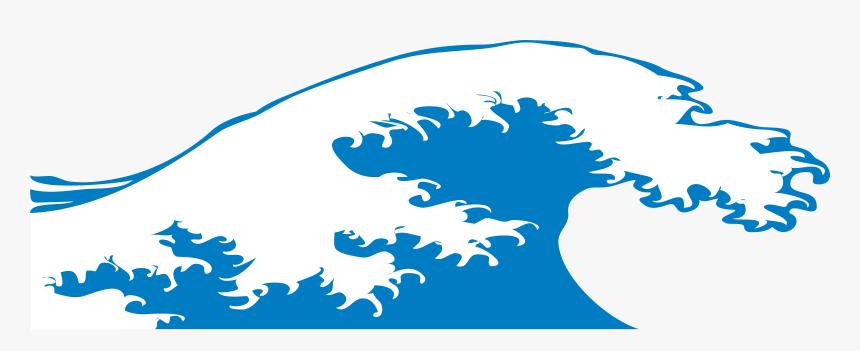 Sea Wave Png - Transparent Background Ocean Wave Clipart, Png Download, Free Download