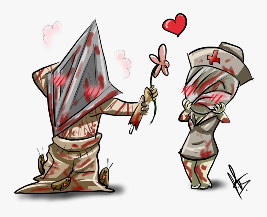 Silent Hill Pyramid Head Chibi Hd Png Download Kindpng
