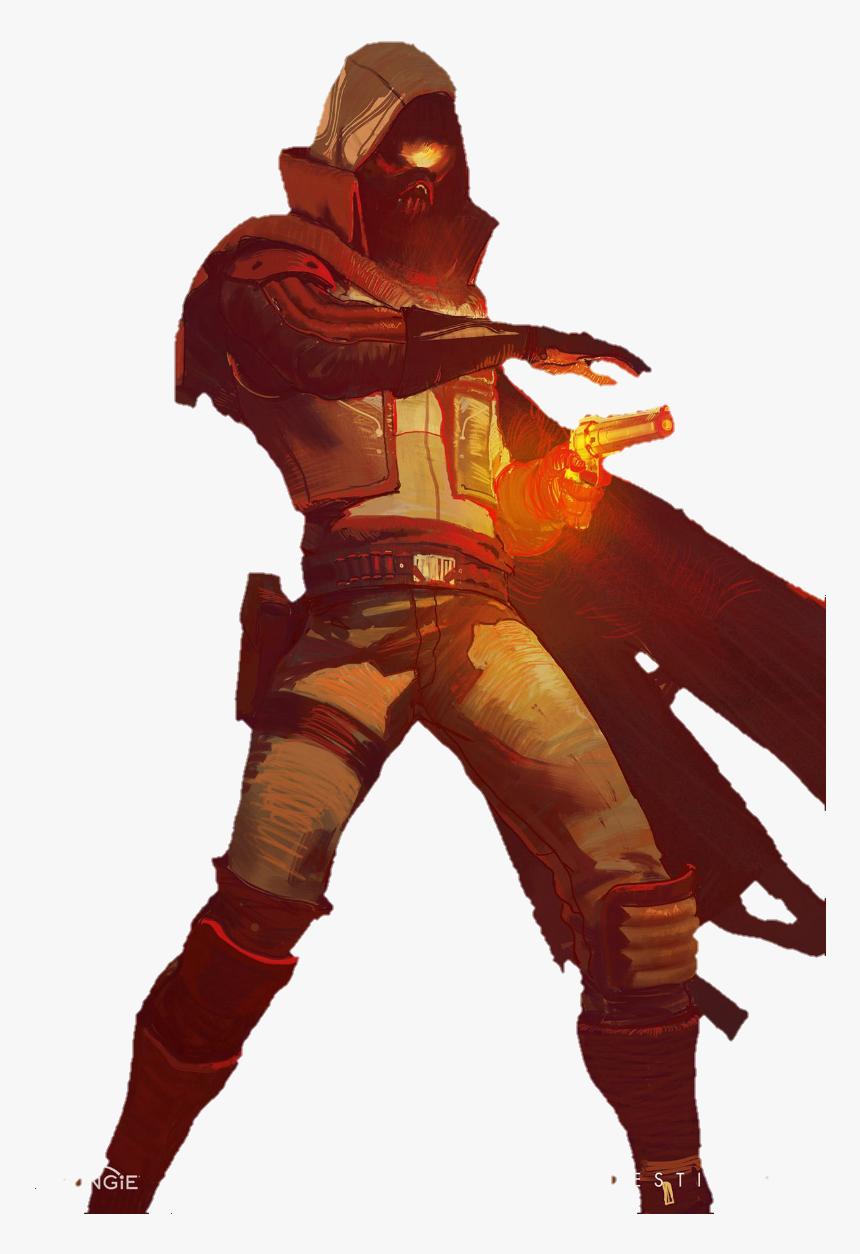 Archaron - Destiny 2 Hunter Png, Transparent Png, Free Download