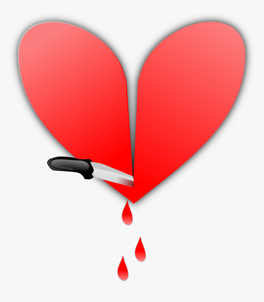 Heart Breaking Gif Png, Transparent Png, Free Download