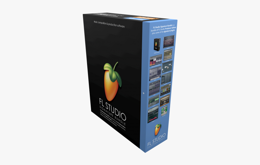Image Line Fl Studio - Fl Studio Signature Edition, HD Png Download, Free Download