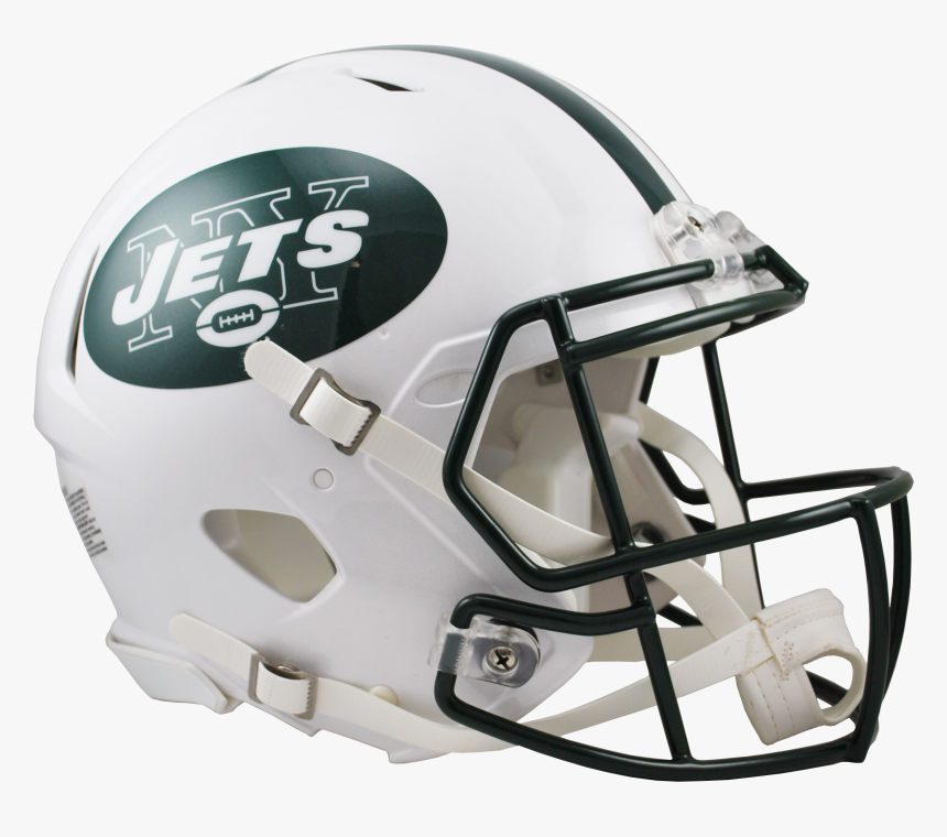 Jet Transparent Nfl - New York Jets Helmet, HD Png Download, Free Download