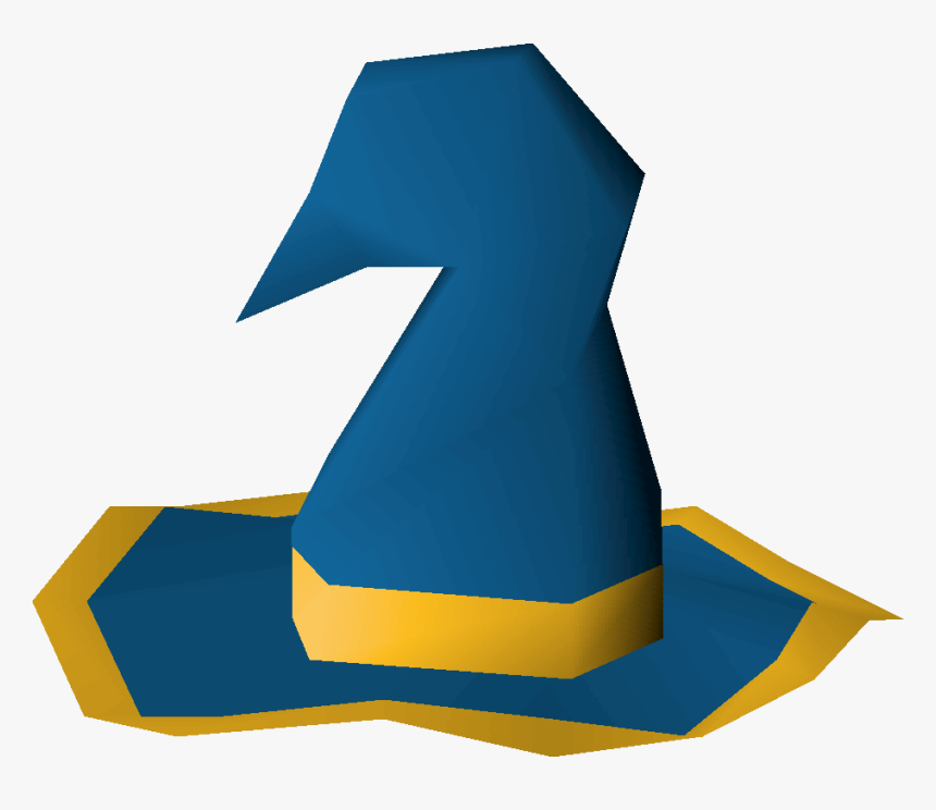 Old School Runescape Wiki - Runescape Mage Hat, HD Png Download, Free Download