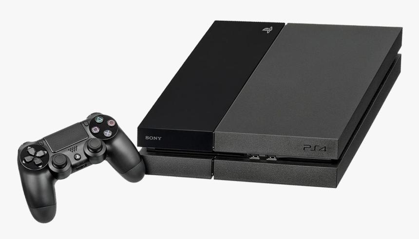 Transparent Ps4 Console Png Playstation 4 Png Png Download Kindpng