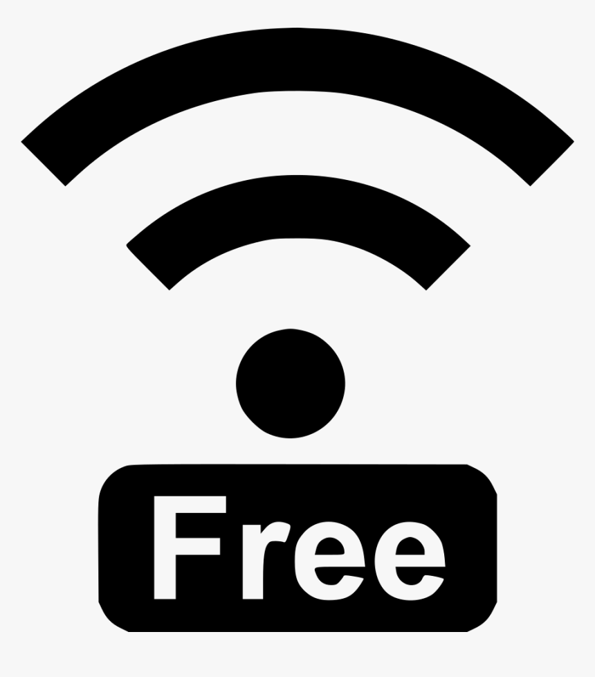 Free Wifi Free Wifi Vector Png Transparent Png Kindpng