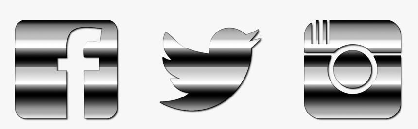 Noah Silver Instagram Png Transparent - Transparent Facebook Instagram Twitter Logo Png, Png Download, Free Download