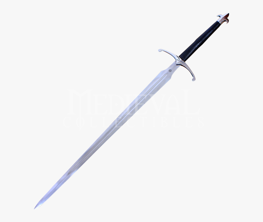 Excalibur Drawing Sword Cross - St Dupont Ballpoint Pen Refill, HD Png Download, Free Download