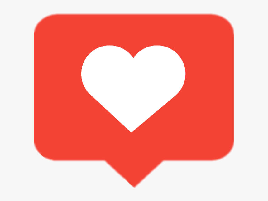 Heart Computer Icons Like Button Clip Art Instagram - Instagram Like Icon Png, Transparent Png, Free Download