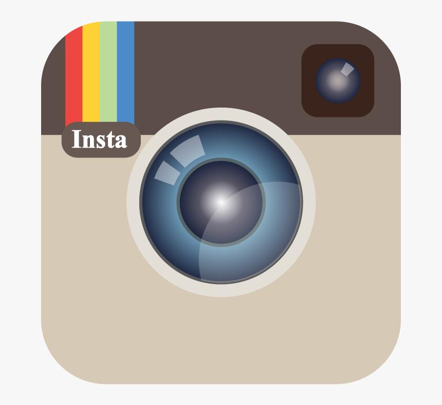 Instagram Icon Logo - Instagram Old Logo Vector, HD Png Download, Free Download