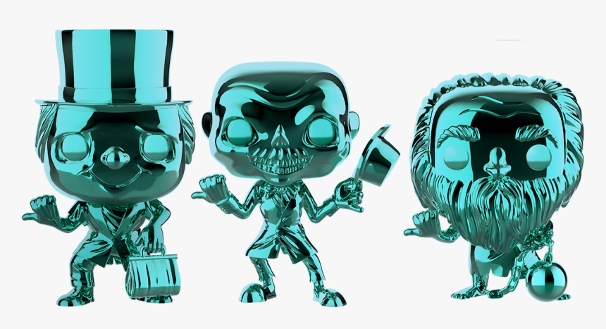 Haunted Mansion Funko Pop, HD Png Download, Free Download