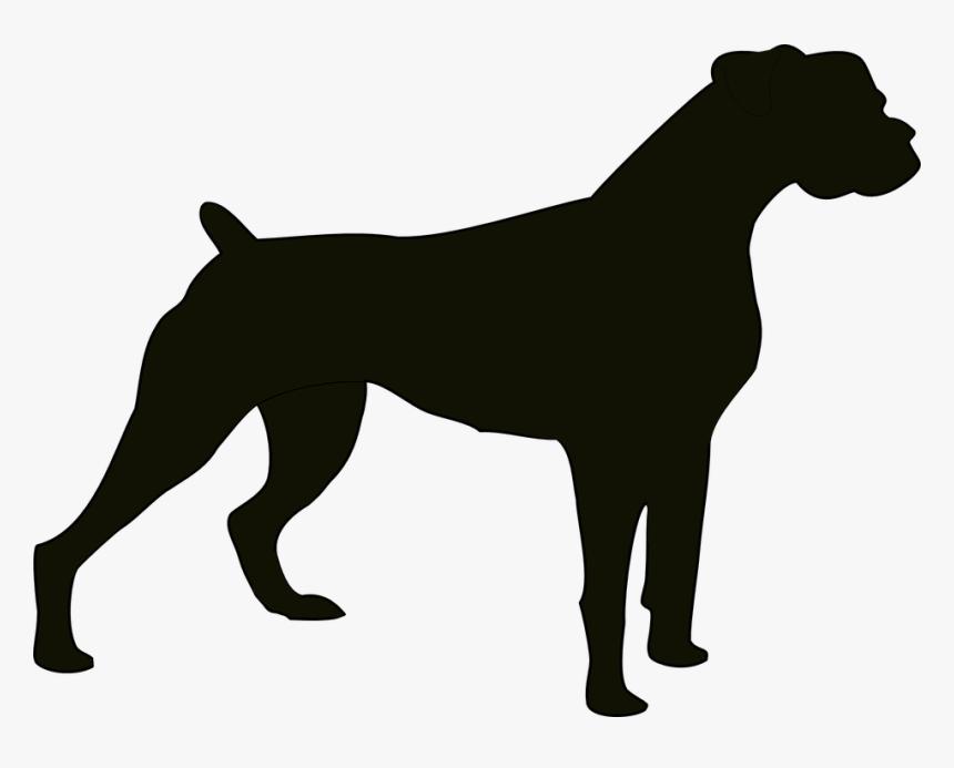 Dog Boxer Clip Art, HD Png Download, Free Download
