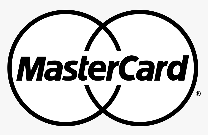 Mastercard Logo Png Transparent - Master Card Logo Vector Black