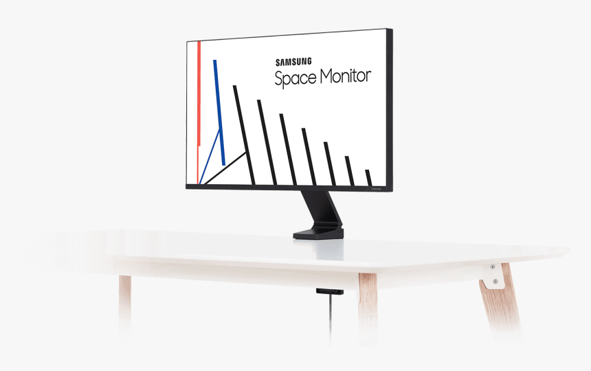 Monitory Samsung The Space, HD Png Download, Free Download