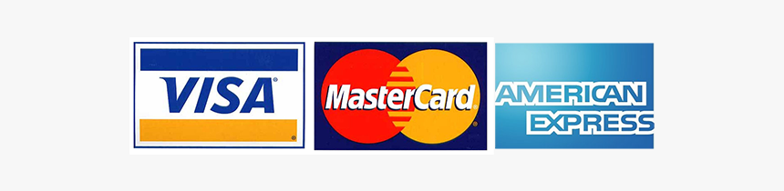 Visa Mastercard American Express Logo Png, Transparent Png - kindpng